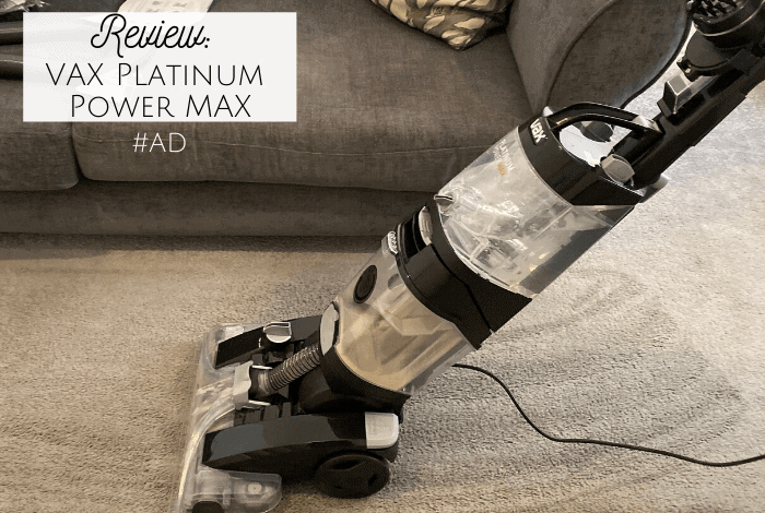 VAX Platinum Power MAX