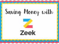 Save money on Gift Vouchers with Zeek (and get £5 off your first one)....