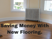 Saving Money With New Flooring...