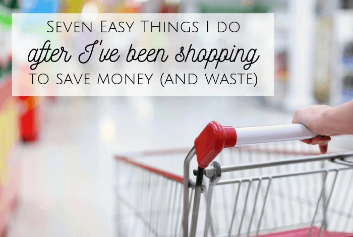 Save money on shopping