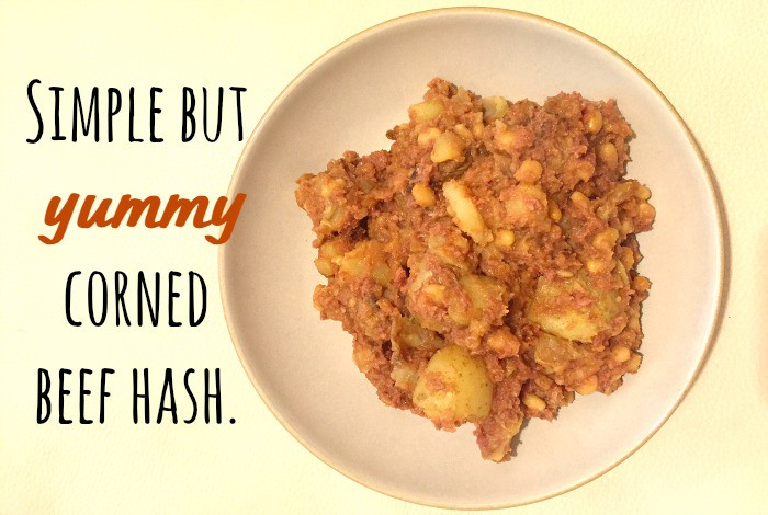 Easy corned beef hash.... - The Diary of a Frugal Family