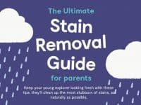 The Ultimate Stain Removal Guide....