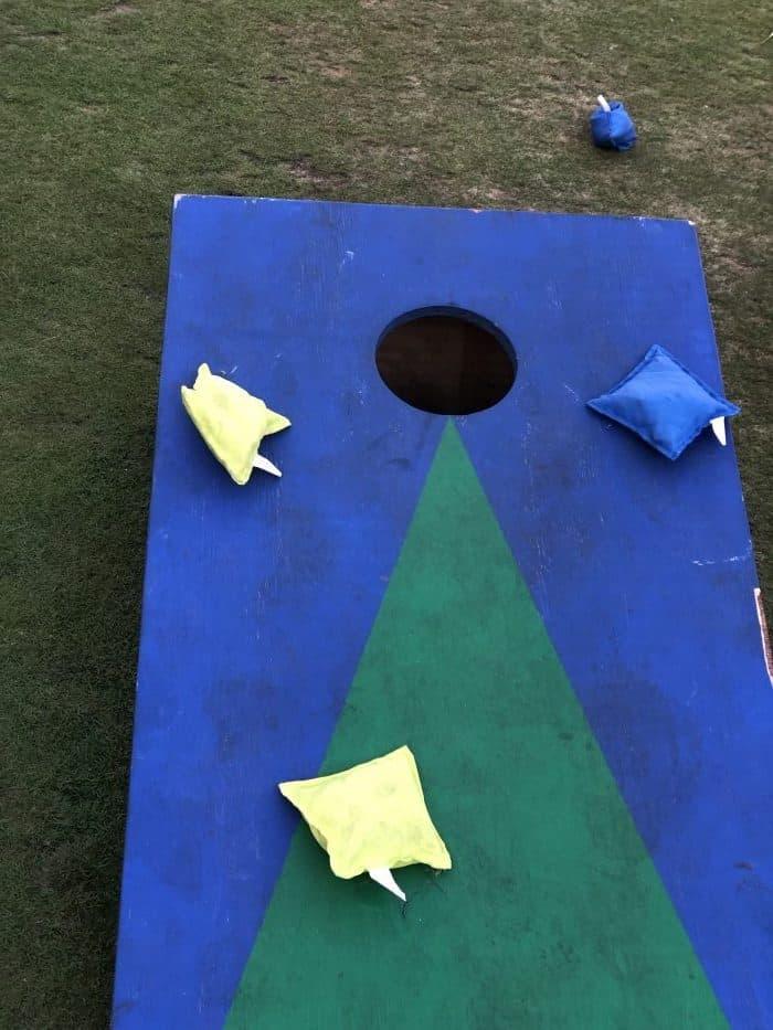 Free beanbag games