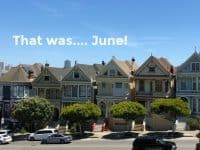 That was.... June!