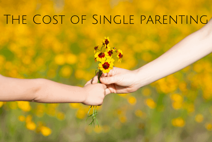 The Cost of Single parenting