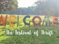The Festival of Thrift 2017