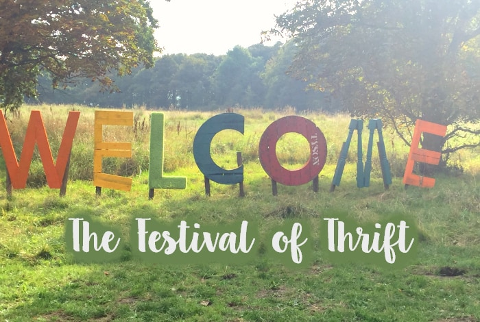 The Festival of Thrift
