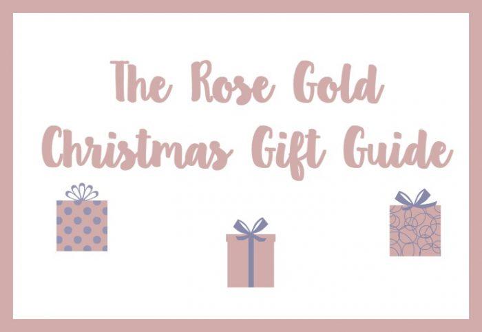 Rose Gold Gift