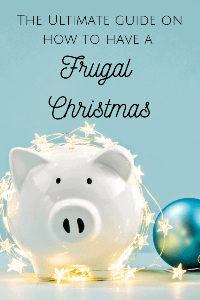 How to have a frugal Christmas!