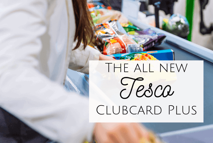 Tesco Clubcard PLUS