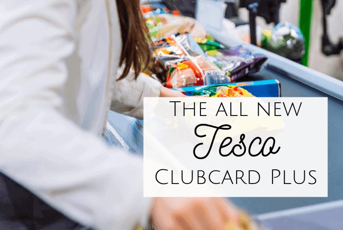 Tesco Clubcard PLUS