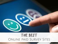 The best paid survey sites....
