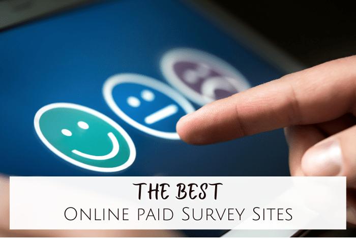 Best Paid Survey Sites Online