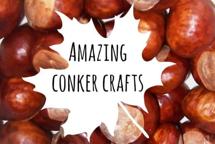 Awesome conker crafts….