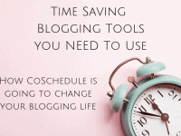 Time Saving Blogging Tools You NEED To Use - CoSchedule Review...
