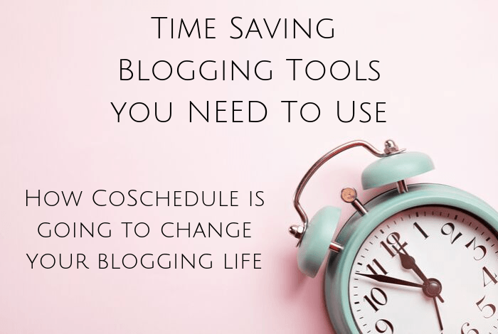 Time Saving Blogging Tools You NEED To Use