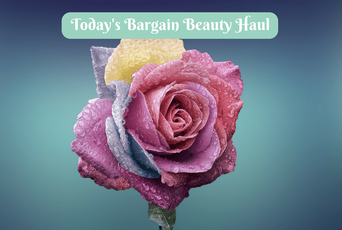Today's Bargain Beauty Haul