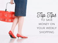 Top Tips to Help You to Save Money on Your Weekly Food Shop...