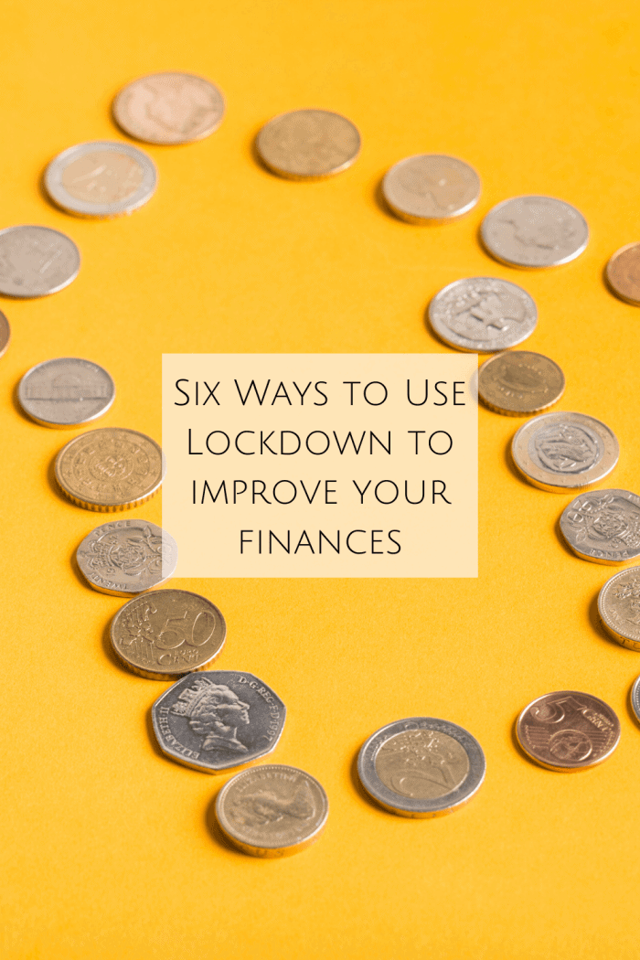 sort your finances out