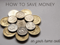 How to save money on your home costs....
