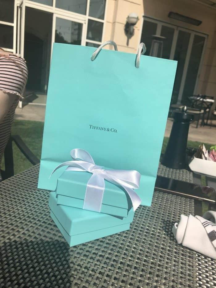 Tiffany Purchase