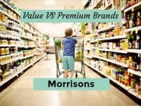 Value vs Premium: Morrisons....
