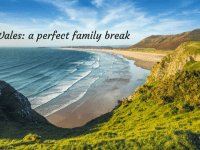 Wales: A perfect family getaway....