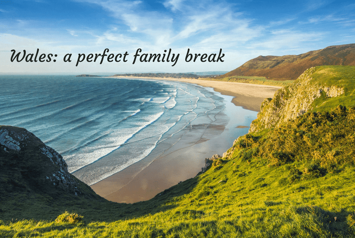 Wales - a perfect family break