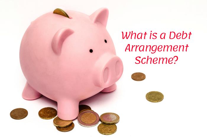 What is a Debt Arrangement Scheme
