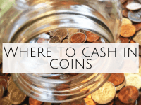 Where to cash in coins for free....