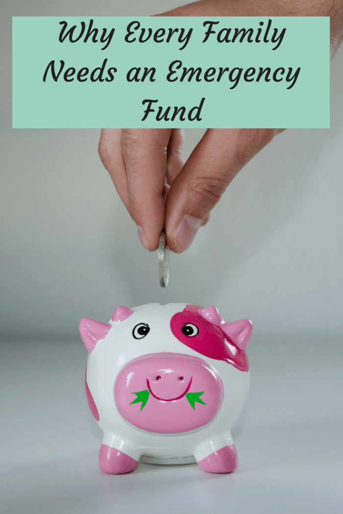 Why Every Family Needs an Emergency Fund