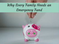 Why Every Family Needs an Emergency Fund....