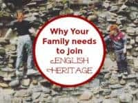 Why you should join English Heritage....