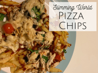 Slimming World Pizza Chips....