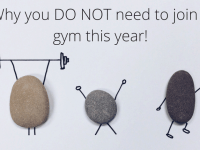Why you should NOT join a gym this year....