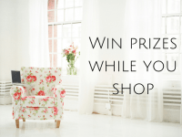 Win Prizes when you Shop....