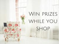 Win Prizes when you Shop....