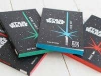 Win a set of Star Wars Junior Novels....