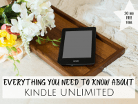 Get a Free Trial of Kindle Unlimited....