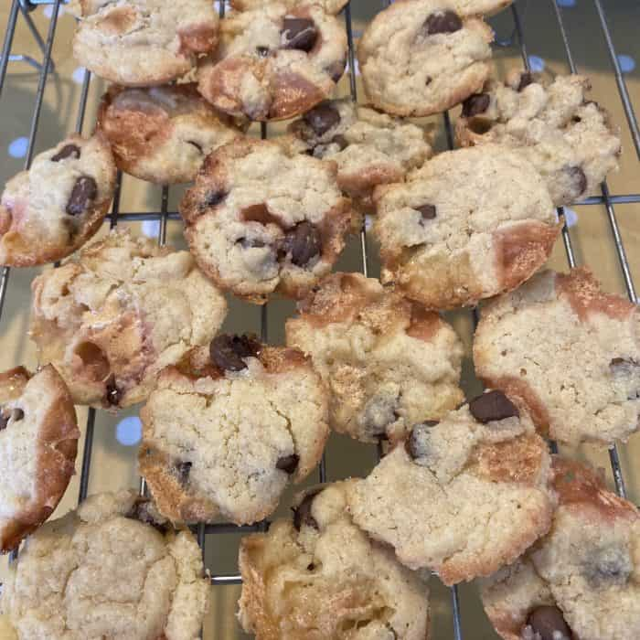 Amazing Hot Chocolate Cookies!