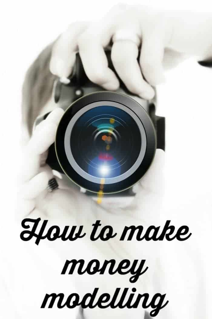 how to make money modelling....