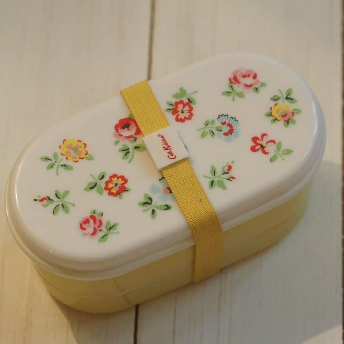 Cath Kidston packed lunch box