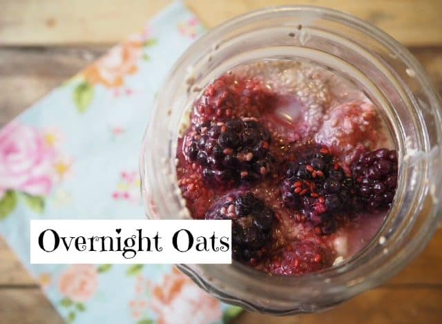 Overnight Oats – what's all the fuss is about?