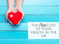 The Real Cost of Poor Health in The UK....