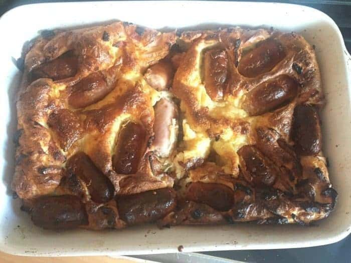 posh toad in the hole