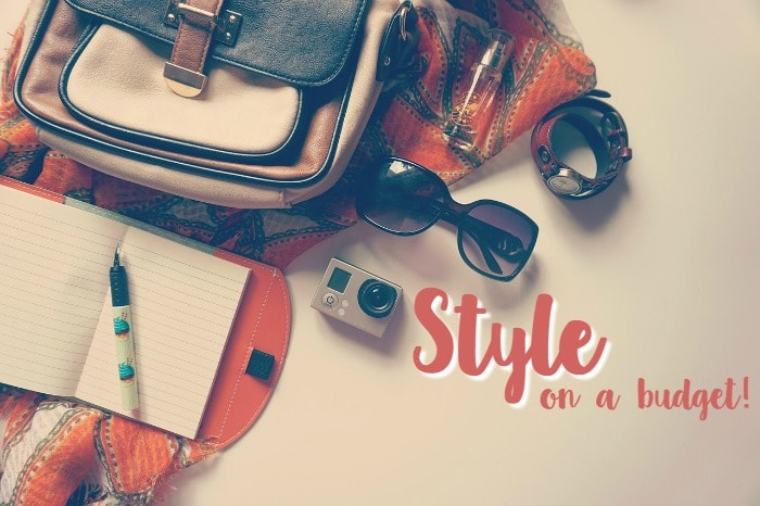 Style on a budget