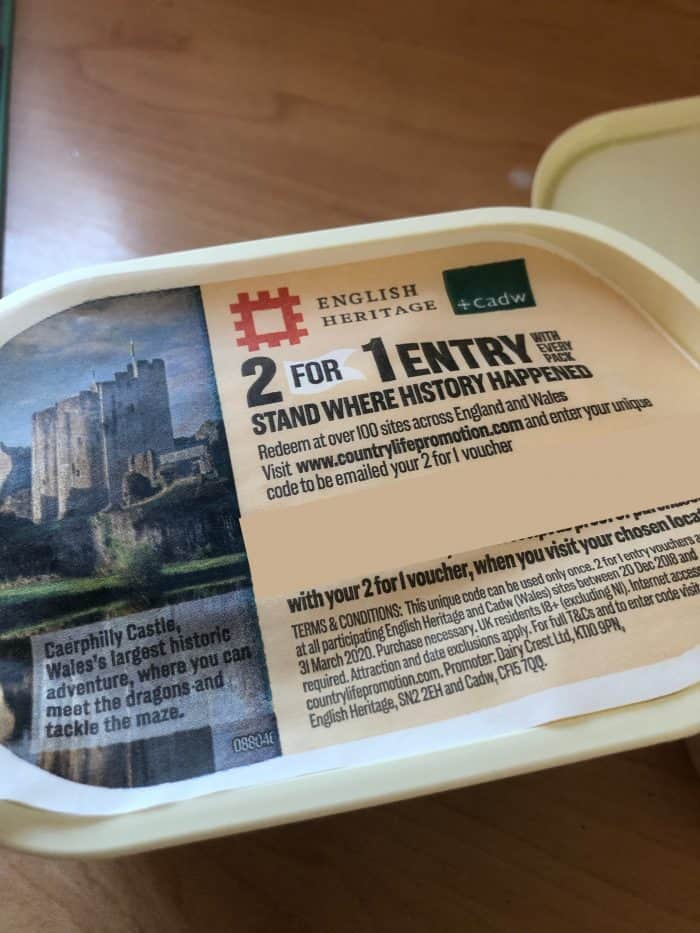 Country Life - two for one tickets